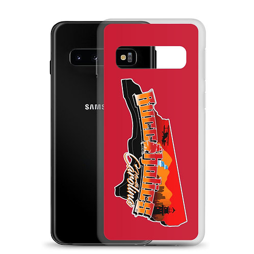 Buccaholics North Carolina Samsung Case Red