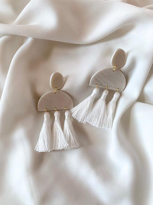 Pearl Tassels