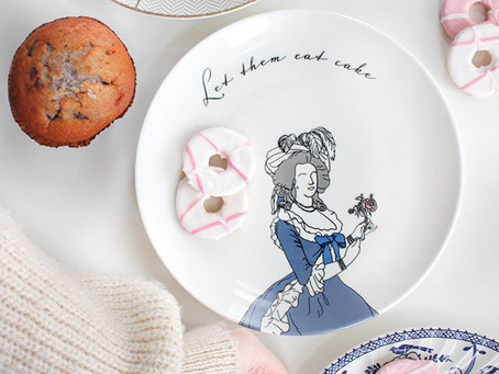 Decorating Bone China with Water Decals