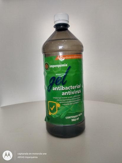 Gel Antibacterial Antivirus
