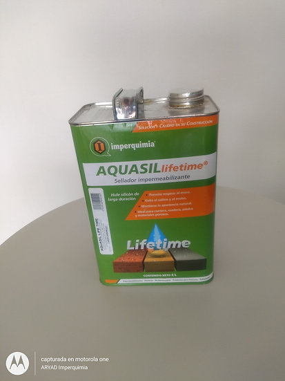 Aquasil Lifetime
