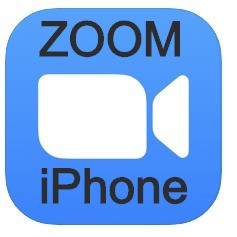ZOOM for iPhone登録方法