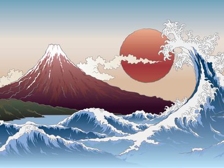 富士山もあなたも世界に一つ。