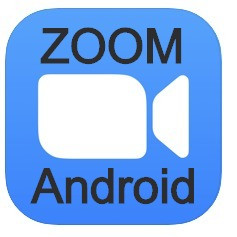 ZOOM for Android登録方法