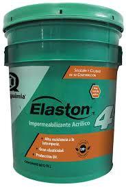 Paquete Elaston 4 Doble Acción para 100 m2