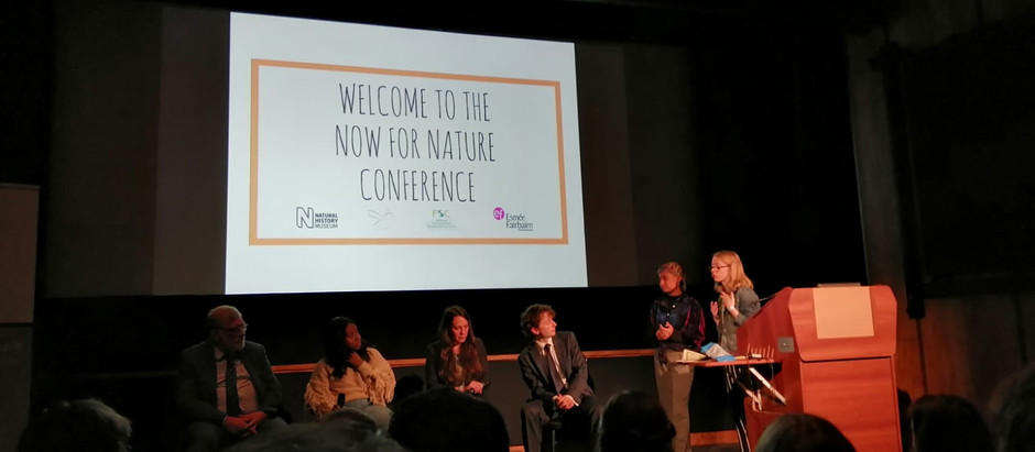Now for Nature Conference