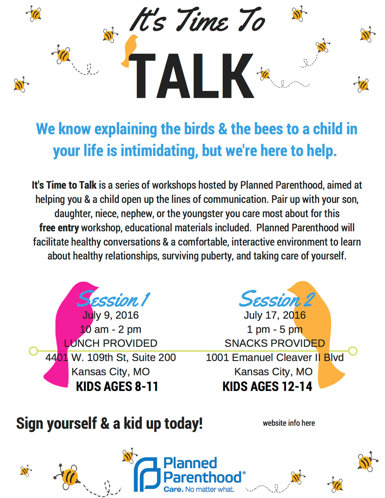 Kayah Swanson – Planned Parenthood Comprehensive Health Center Overland Park Ks