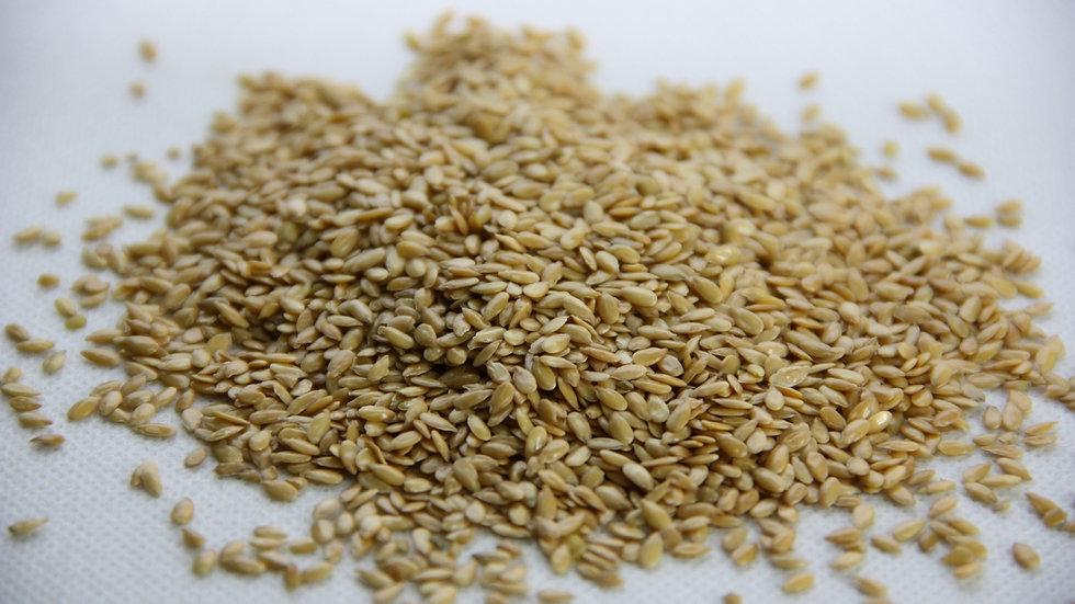 Лен (белый, коричневый или смесь на выбор), 100г