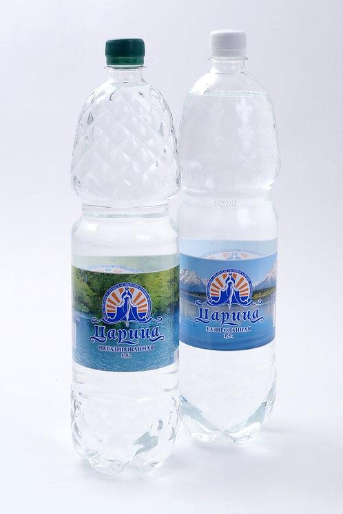 Напиток среднегазированный безалкогольный 1,5 л.