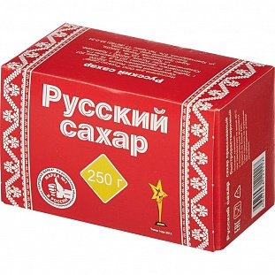 Сахар прессованный Русский 250г