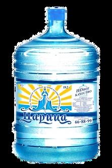 """Питьевая вода """"Царица"""" 19л."""