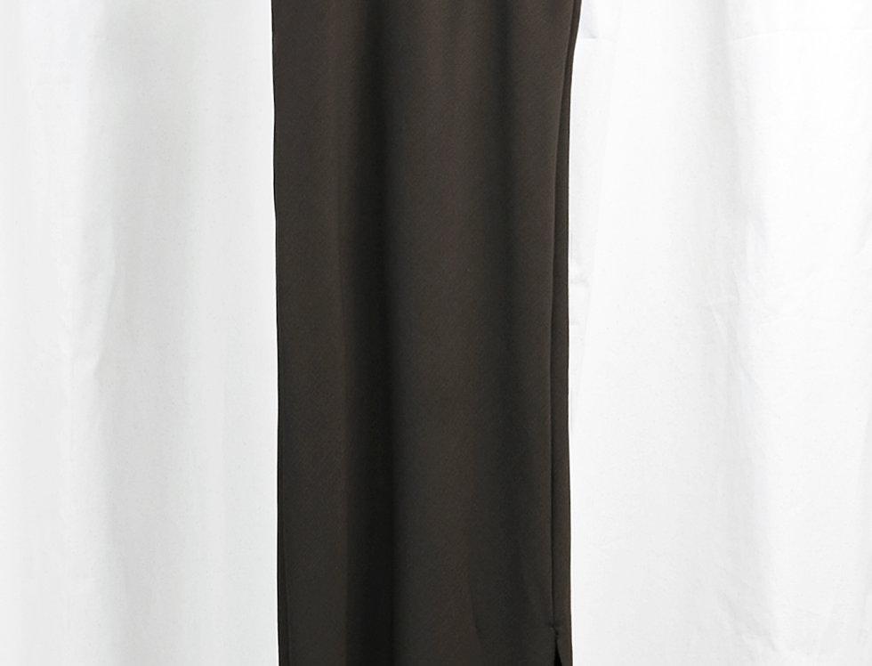 Pre-Order No.141 Loro Piana Fine Wool Bias Cut Dress