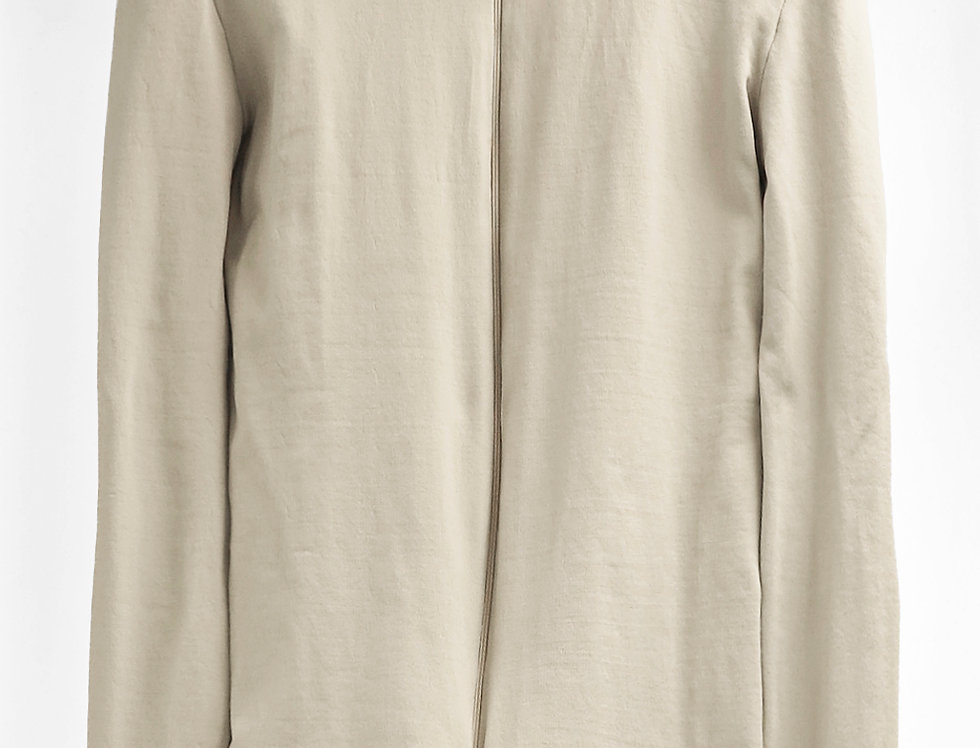 Pre-Order No.151 Nylon Knitted Zipper Jacket