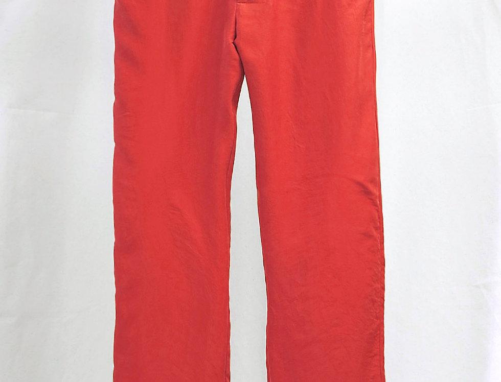 Pre-Order No.134 Silk Pocket Trousers