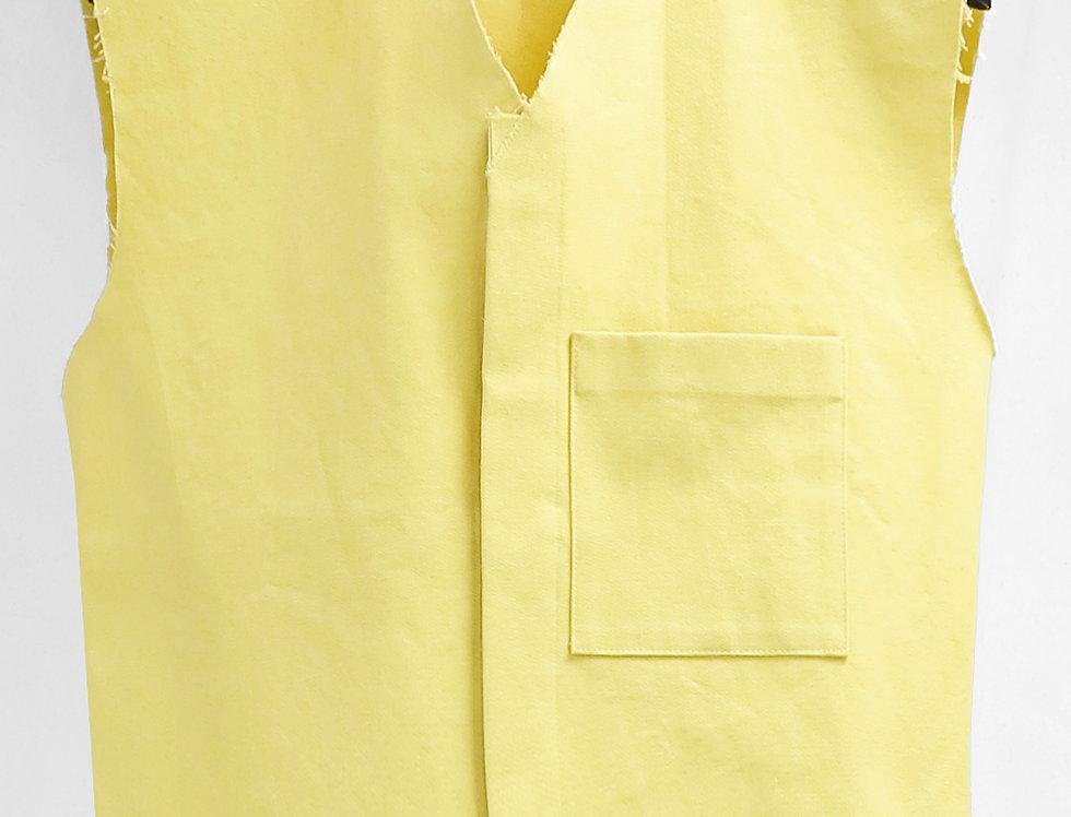 Pre-Order Mens No.135 Cotton Canvas Vest