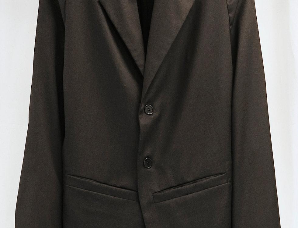 Pre-Order No.142 Loro Piana Fine Wool Two Button Jacket