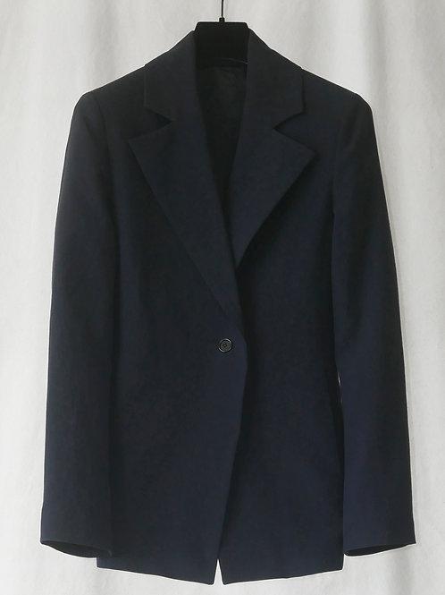 No.105 Linen Crossed Jacket Pre-order