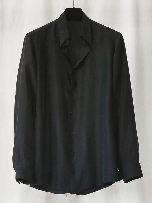 No.118 Men's Dyed Silk Blouse Pre-order
