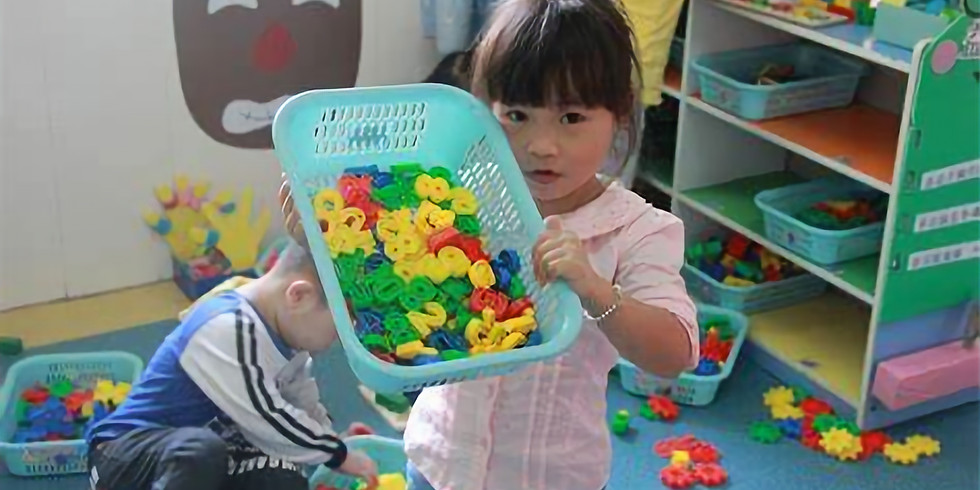 The Power of Play -This is part of the ECE Infant Toddler training series