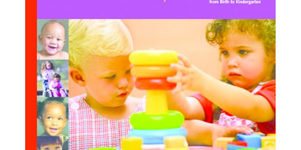 Milestones of Child Development (Registration closed)