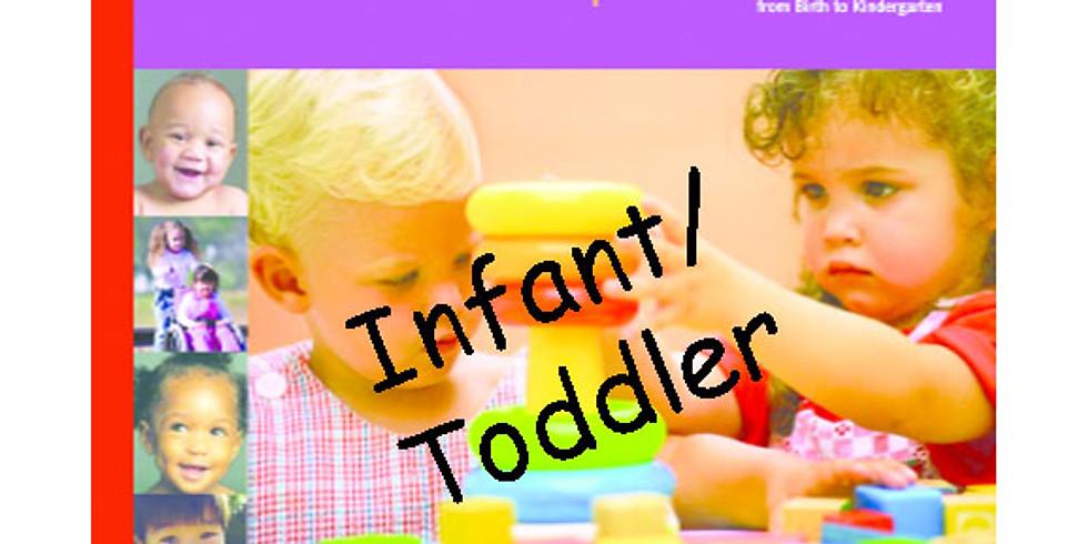 Milestones of Child Development for Infant/Toddler (Cohort prerequisite)