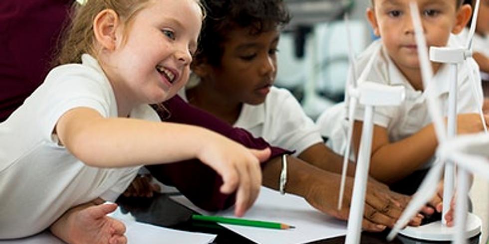 ECE 101: Science Preschool - at Smart Beginnings, Newport News