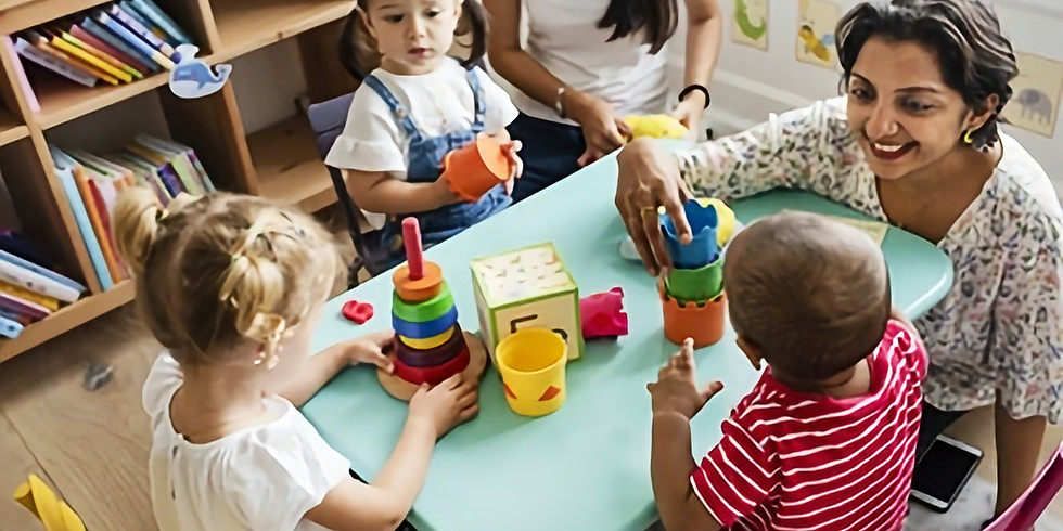 High Quality Interactions in the Infant and Toddler Classrooms (Williamsburg)