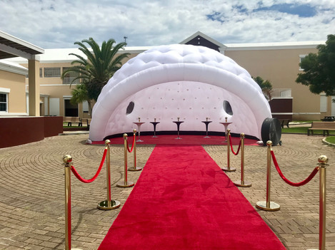 Red Carpet Entrance Dome View.JPG