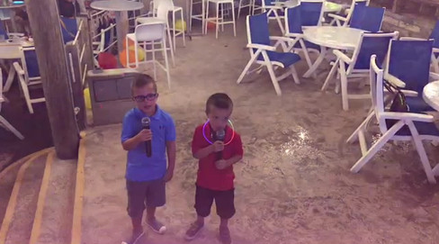 Little Boys Rum Bum.MOV