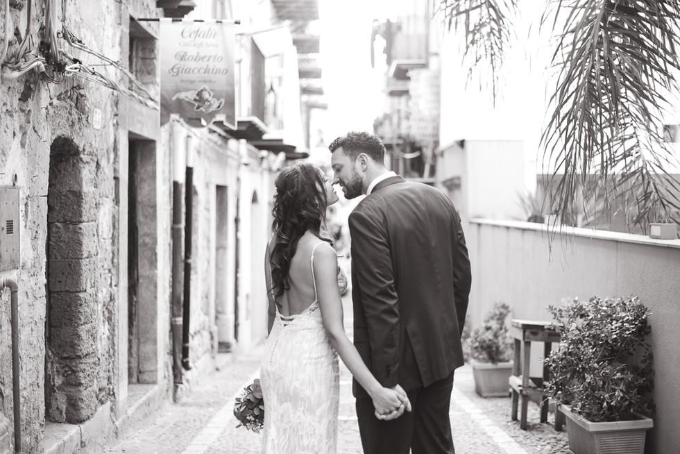 Wedding Cefalu Sicily