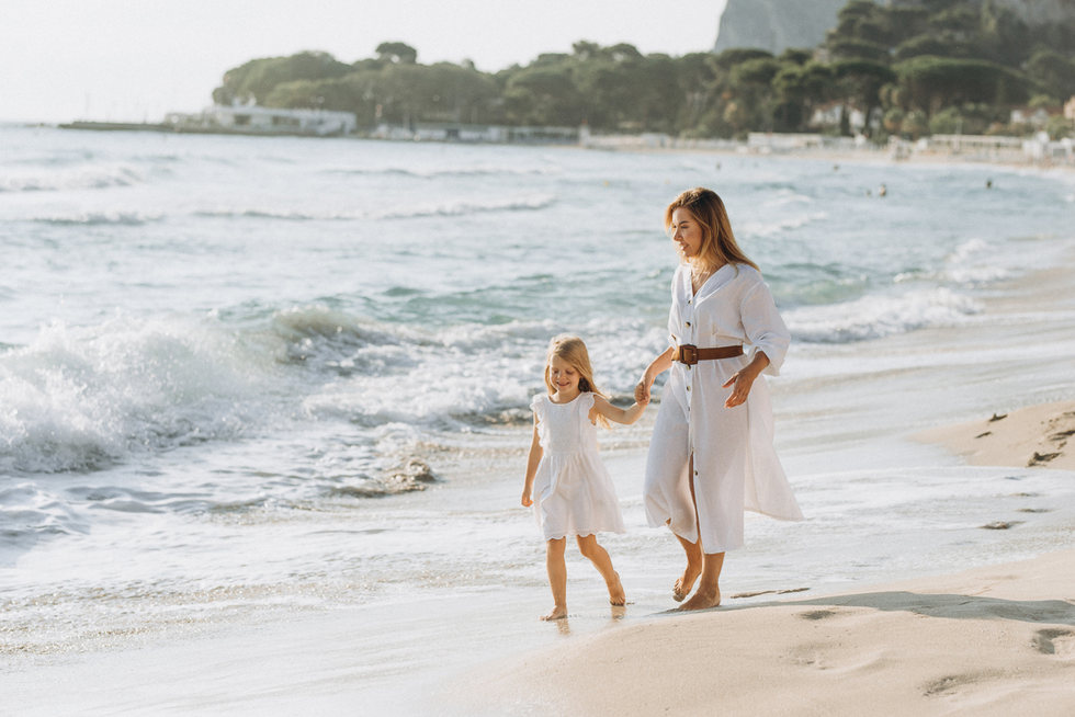 Family Photographer Sicily