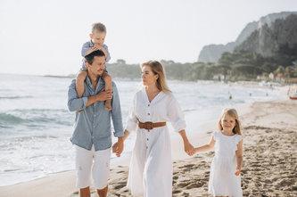 Family Photos Sicily
