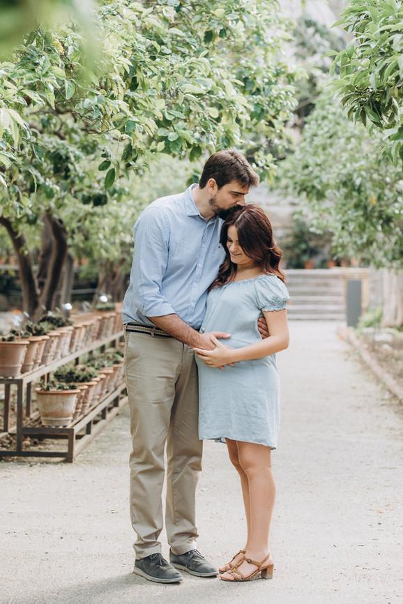 Fotografia gravidanza Palermo