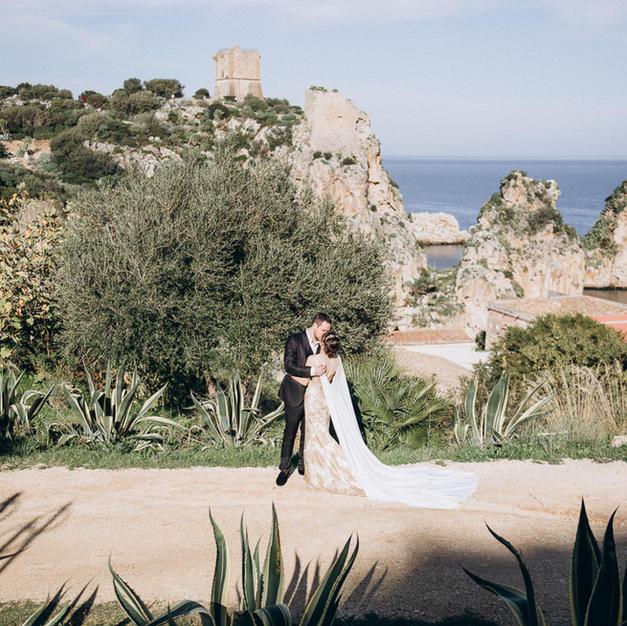 Love in the Olive Grove, Sicily