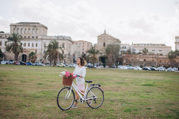 Photo shoot in Palermo Sicily