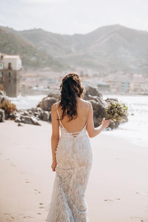 Elopement in Sicily