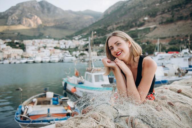 Vacation Photos in Sicily