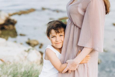 Family photo shoot Sicily