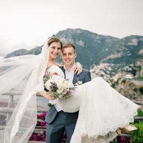 Intimate Wedding in Positano
