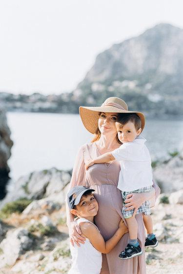 Family photo Sicily
