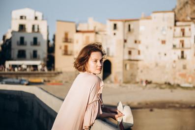 Photographer Cefalu Sicily