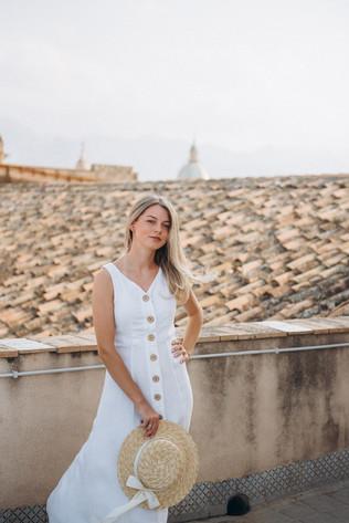 Фотограф в Палермо