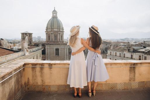 Фотосессия на Сицилии