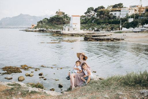 Family photos Palermo