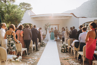 Wedding in Cefalu