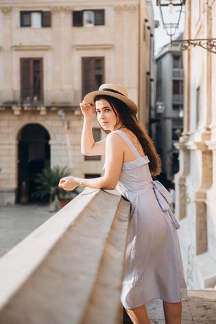 Photo session in Palermo Sicily