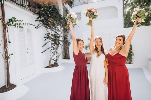 Scottish wedding in Italy