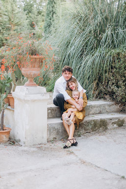 Vittoria, Alina&Giuseppe