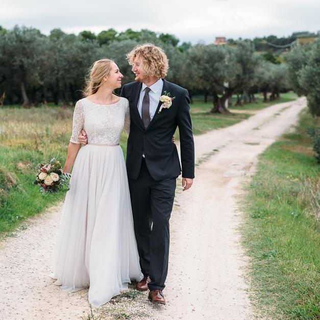 Wedding Story in Abruzzo, Italy