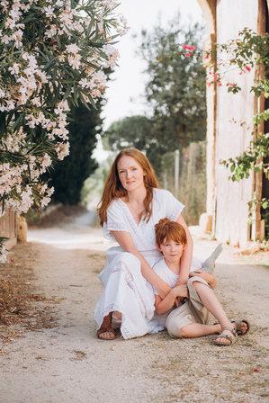 Family photos Taormina